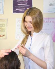 мезотерапия кожи головы,мезотерапия для роста волос